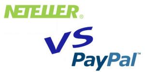 PayPal vs NETELLER