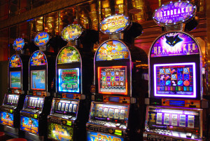 Online Casino Cashback - Slots