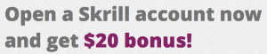 Second Life Skrill Bonus