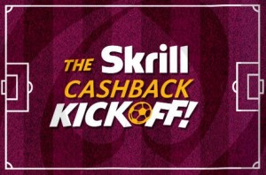 Skrill Cashback Betting