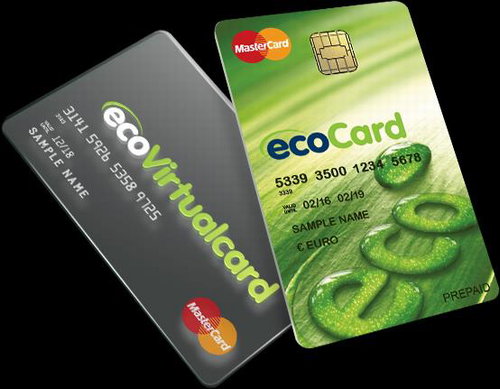 ecoPayz ecoCard and virtual Card