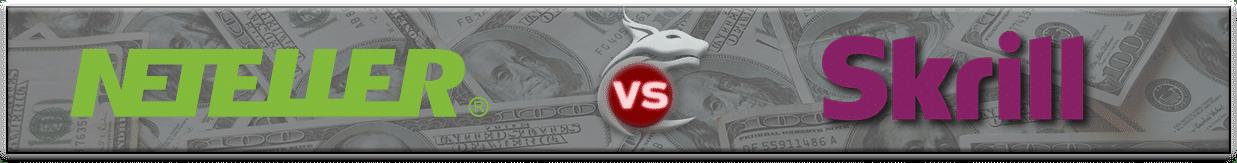 Neteller vs Skrill - Comparison