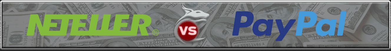 PayPal vs NETELLER - Comparison