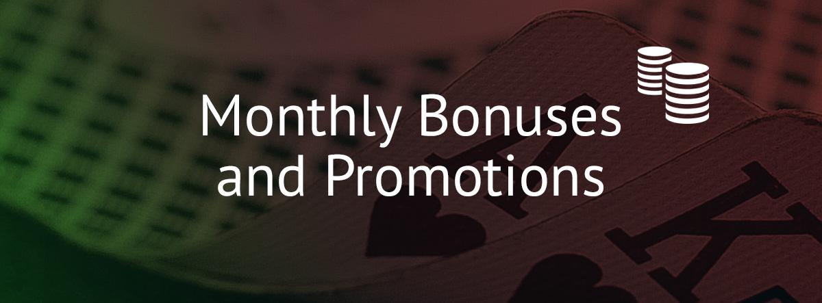 eWO Monthly Bonuses & Free VIP
