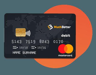 MuchBetter MasterCard