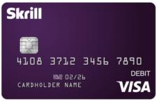Skrill VISA Card USA