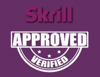Skrill Verification
