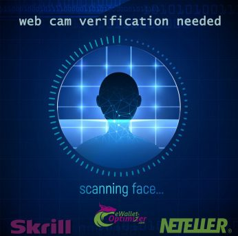 NETELLER and Skrill Webcam Verification