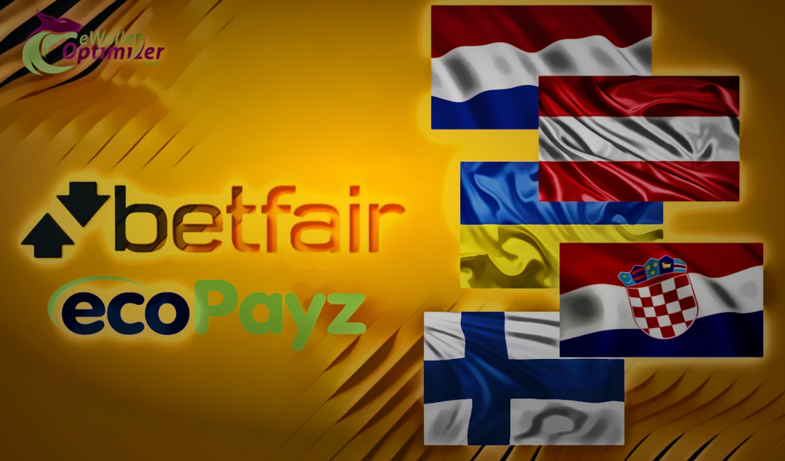 Betfair и ecoPayz