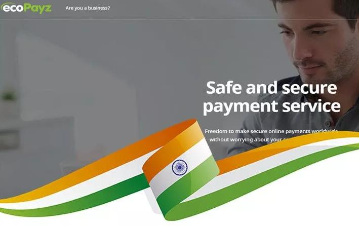 ecoPayz Account creation for India