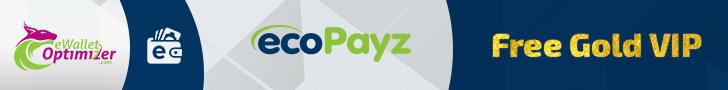 ecoPayz Bonus Promotion Banner