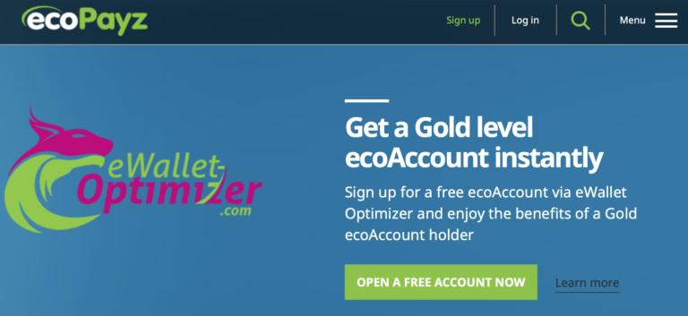 ecoPayz Limits