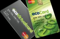 ecoPayz MasterCard and Virtual Mastecard