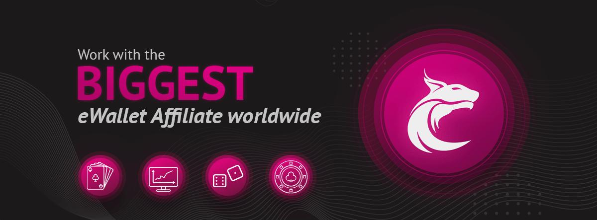 Join eWO - the Biggest eWallet Affiliate worldwide