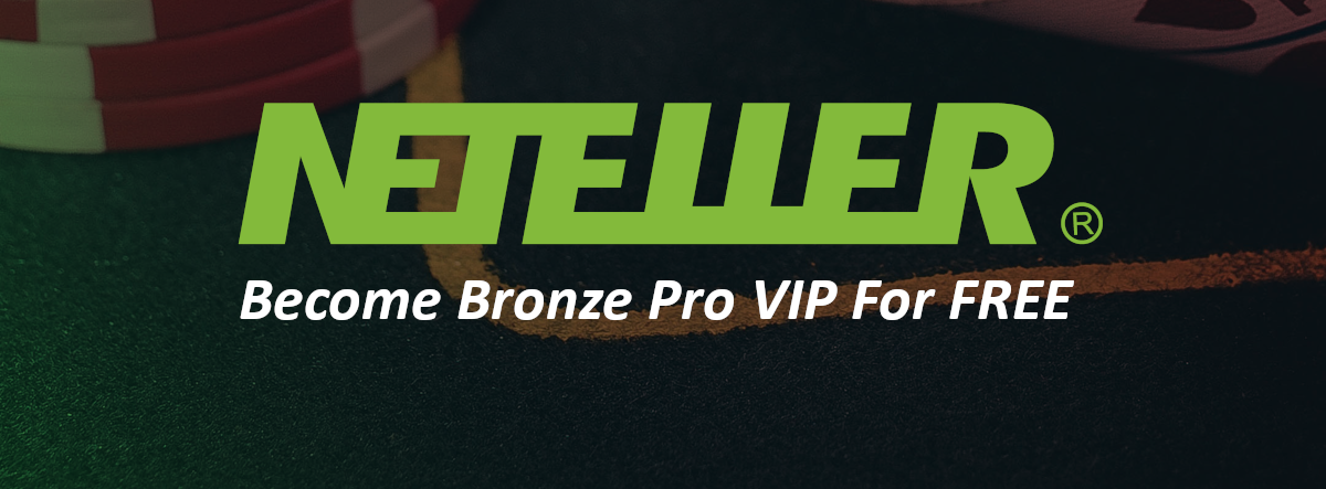 eWO NETELLER Bronze Pro VIP