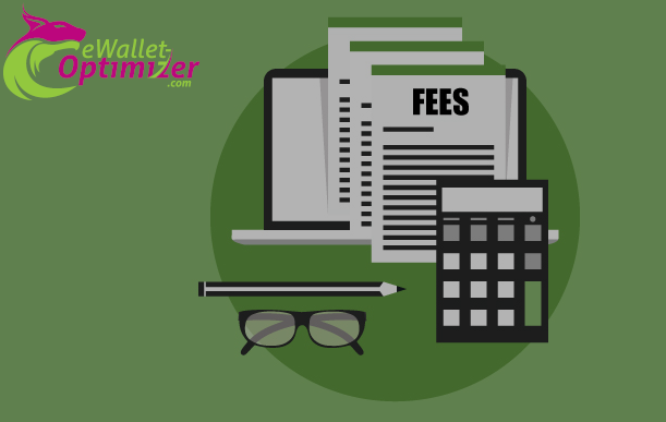 Skrill Review fees