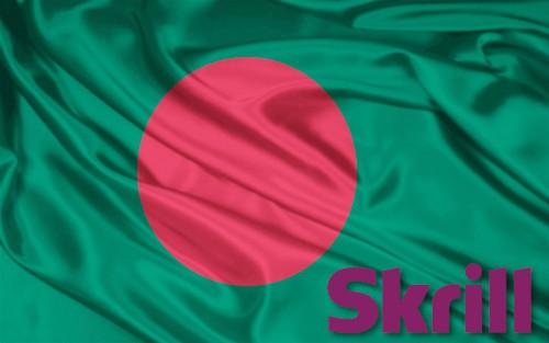 Skrill Bangladesh illustration