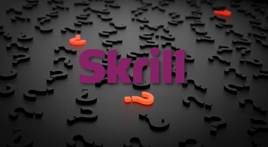 Skrill FAQ