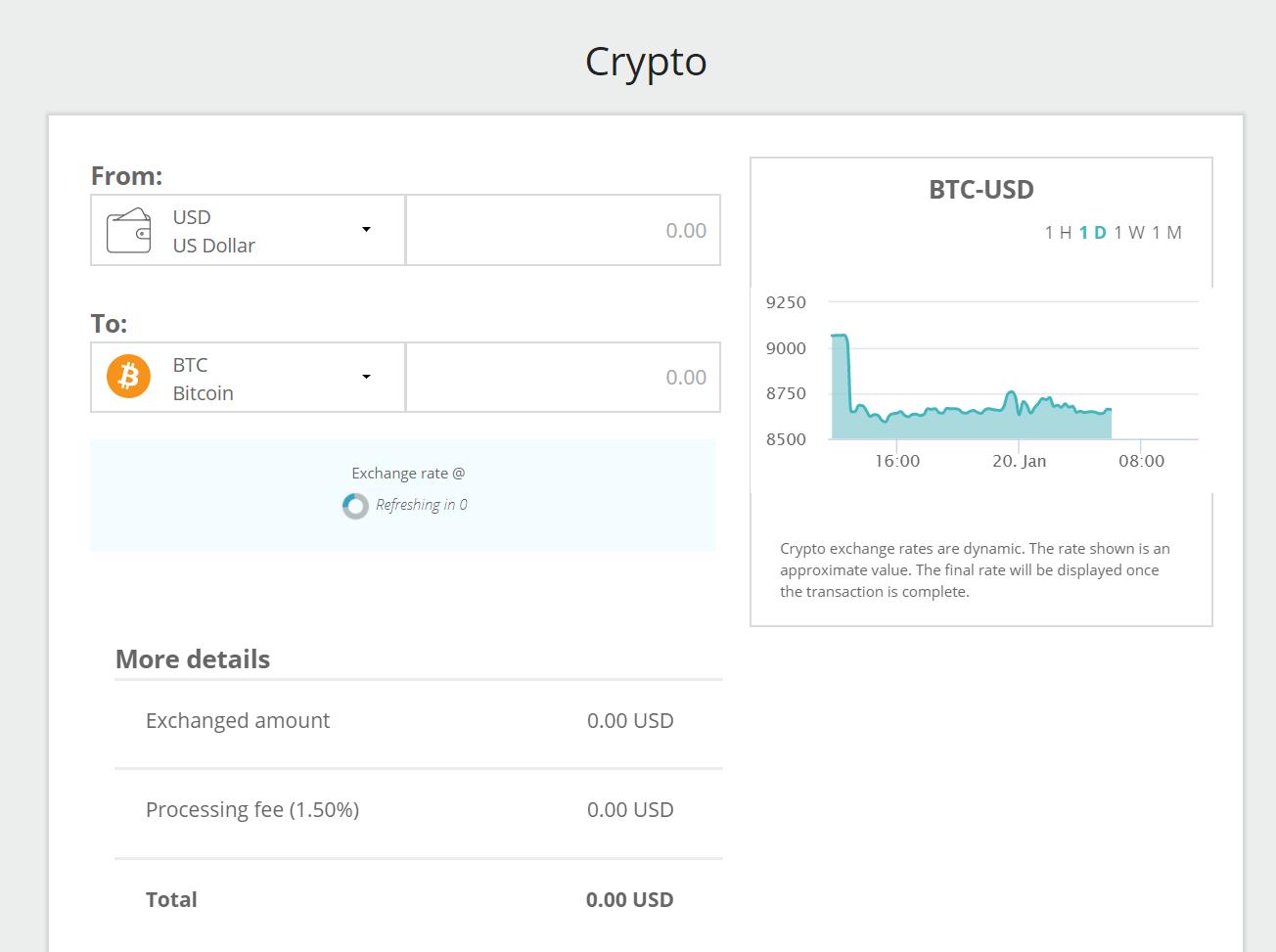 NETELLER Crypto Review - NETELLER crypto trade