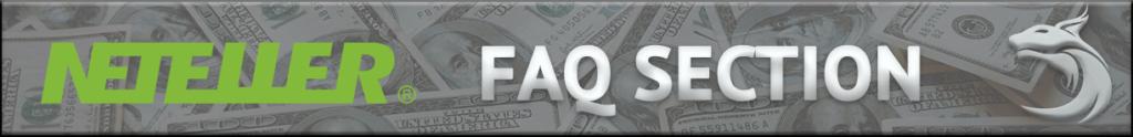 NETELLER FAQ - Banner