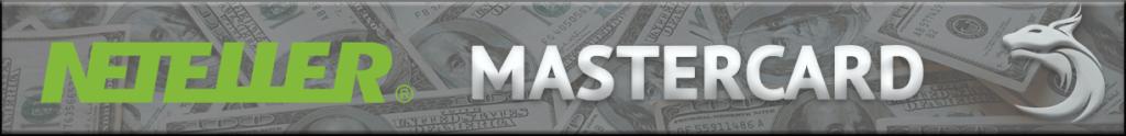 NETELLER MasterCard Header