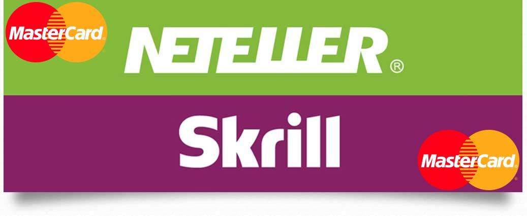 Skrill and NETELLER Deposit Option