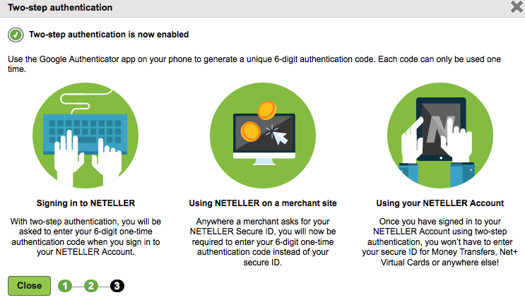 neteller security