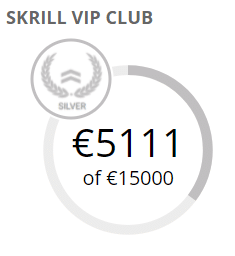 eWallet 2nd Currency - Skrill Silver VIP