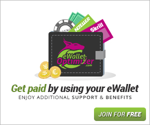 eWallet Optmizer - Get paid by using your eWallet
