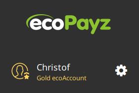 ecoPayz Gold VIP