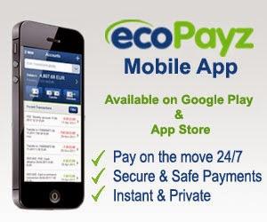 ecoPayz - Mobile