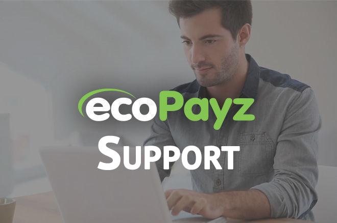 Служба поддержки ecoPayz - Support