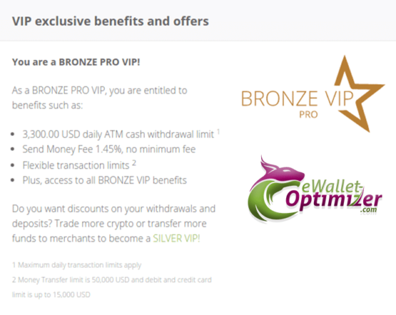 How to make NETELLER Bronze Pro VIP