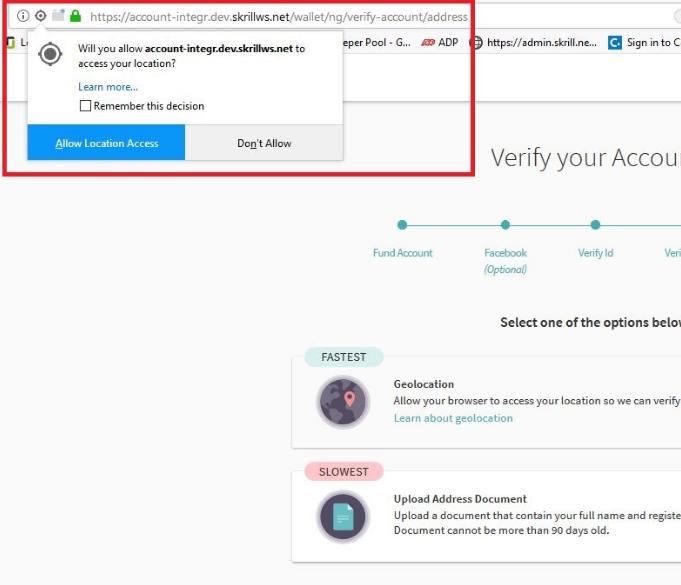 eWallet-Optimizer • Skrill Verification