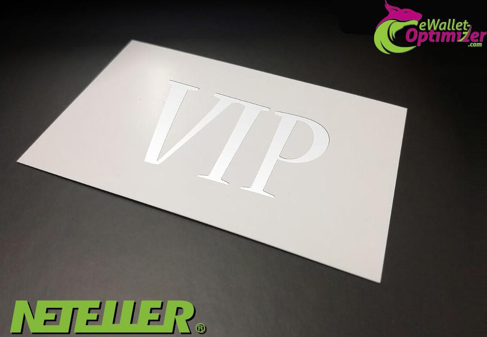 NETELLER silver VIP