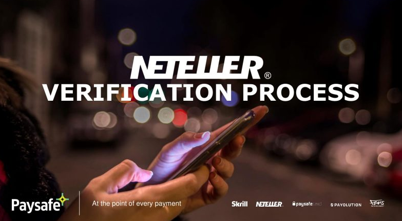 NETELLER Verification Banner