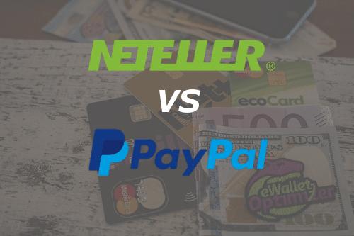 eWallet-Optimizer • PayPal vs NETELLER