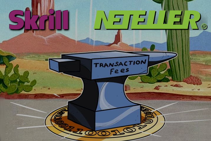 Skrill NETELLER p2p fees 2019 - The final round