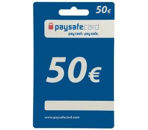 50EUR Paysafecard
