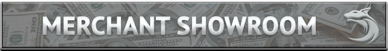 Merchant Showroom - Banner