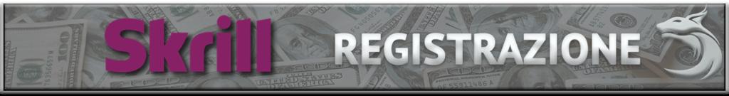 Registrazione Account Skrill - Banner