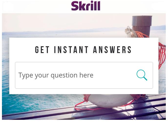 Skrill Support