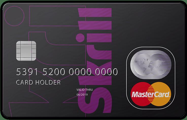 Skrill MasterCard Issues