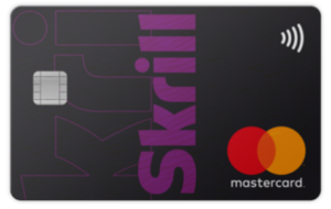Карта Skrill MasterCard предоплаченная