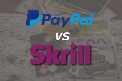eWallet-Optimizer • Skrill vs PayPal